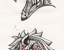 #16 para Tribal Tattoo Design de kcjneththie