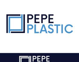#151 สำหรับ New Logo for PepePlastic โดย useffbdr