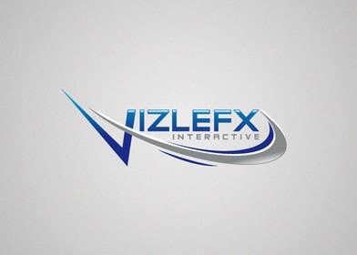 #52 for Logo Design for VIZLEFX Interactive af davidheckinz