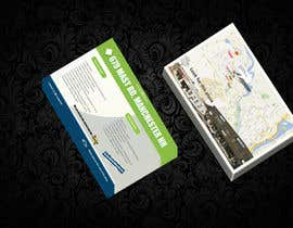 "kabirchy tarafından Create Print and Packaging Designs for Driving Directions 2 Sides 5.375"" x 8.375"" finished size için no 19"