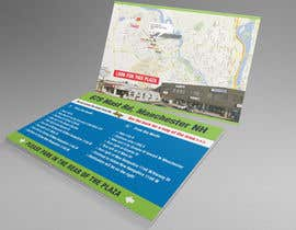 "#23 para Create Print and Packaging Designs for Driving Directions 2 Sides 5.375"" x 8.375"" finished size por burgerdesign1"
