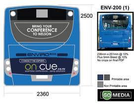 Nro 92 kilpailuun bus design käyttäjältä muhdnov