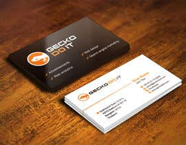 #55 for Business card by IllusionG