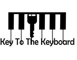 "#64 for DESIGN MY LOGO - ""KEY TO THE KEYBOARD"" - Online Piano Lessons by NirobAnik143"