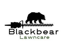 nº 5 pour Design a Logo for Blackbear Lawncare par manuel0827
