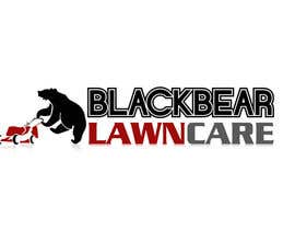 #7 para Design a Logo for Blackbear Lawncare por emzbassist07