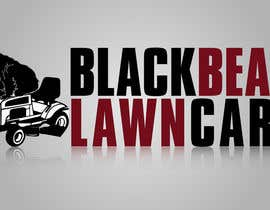 #10 para Design a Logo for Blackbear Lawncare por emzbassist07