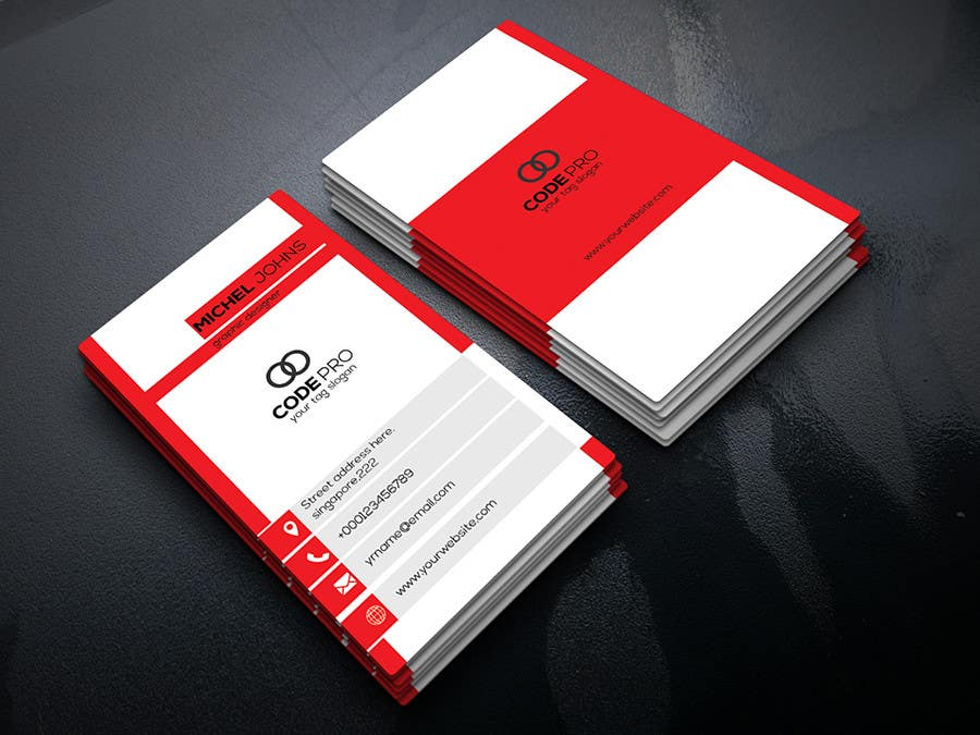 Contest Entry #                                        10                                      for                                         Design some Business Cards- Study Heights