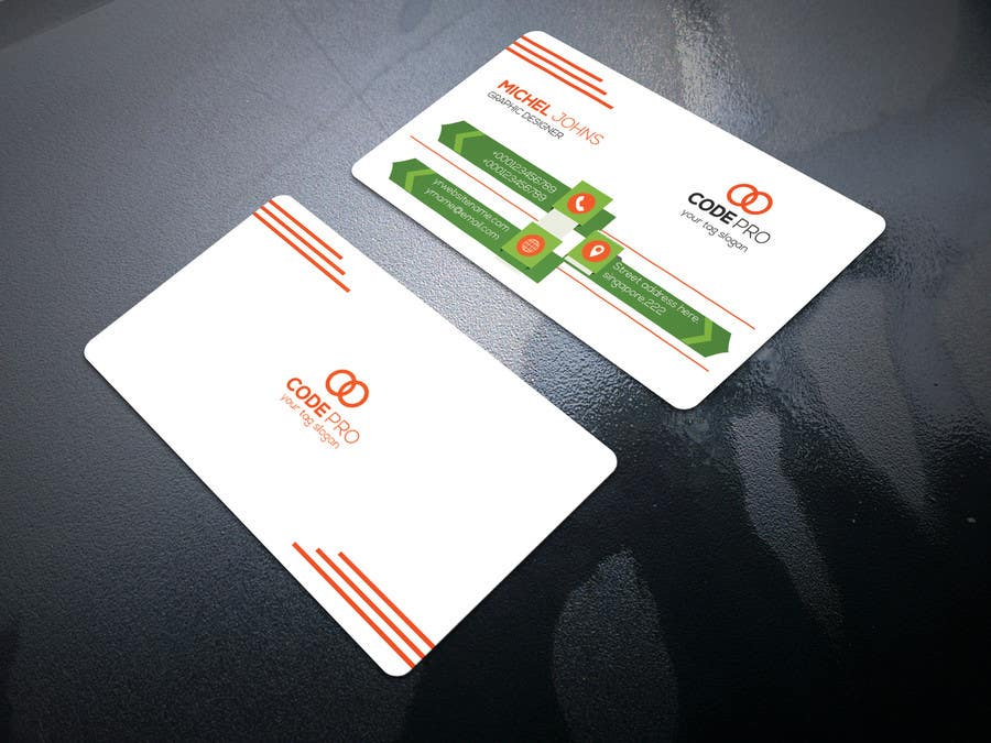 Contest Entry #                                        19                                      for                                         Design some Business Cards- Study Heights