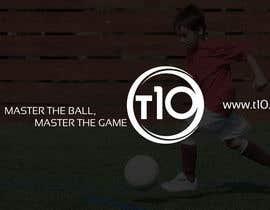 Nro 13 kilpailuun design a channel art banner for youtube page incorporating company T10 logo käyttäjältä mohammedhironkha