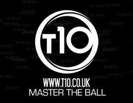 Nro 8 kilpailuun design a channel art banner for youtube page incorporating company T10 logo käyttäjältä keith2389