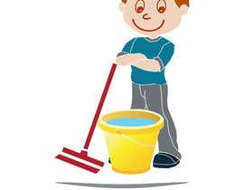 #30 สำหรับ Logo for a Cleaning Company โดย Freelancerkeertu