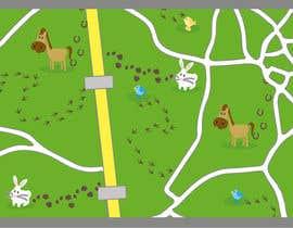 #4 para re-desenhar pequeno mapa em estilo Handraw animado por sfonseca