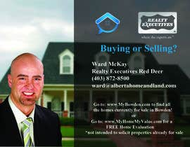 #113 for Design an Advertisement for Real Estate Postcard af Hightlink
