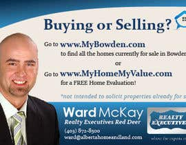 #46 for Design an Advertisement for Real Estate Postcard af Stevieyuki