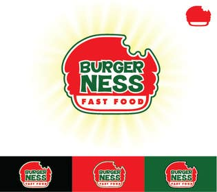 #28 for Design a Logo for Fast Food Restaurant - repost by Stevieyuki