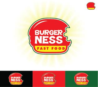 #215 for Design a Logo for Fast Food Restaurant - repost by Stevieyuki