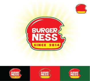 #239 for Design a Logo for Fast Food Restaurant - repost by Stevieyuki