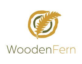 nº 129 pour Design a Logo for Wooden Fern par tommyjade