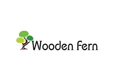 nº 145 pour Design a Logo for Wooden Fern par gpatel93