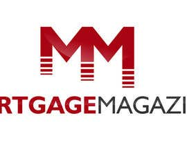 #34 para Simple Logo Design for Mortgage Magazine por vlaja27