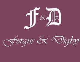 #26 for Design a Logo for Fergus & Digby by PetraSage