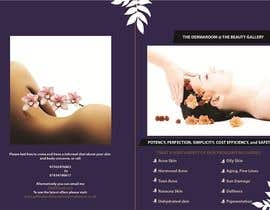 nº 8 pour Design a Flyer for a Beauty Gallery par jinupeter