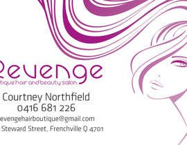 nº 30 pour Design some Business Cards for Revenge par vanillasky