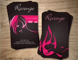 nº 62 pour Design some Business Cards for Revenge par aries000