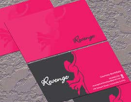 #44 untuk Design some Business Cards for Revenge oleh jobee