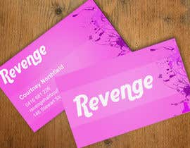 nº 18 pour Design some Business Cards for Revenge par boymittal