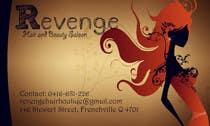 Contest Entry #42 for Design some Business Cards for Revenge