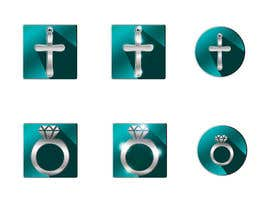 #26 para Modern High-End Elegant Icons de dulphy82