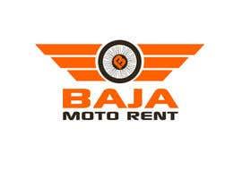 #46 para Design a logo for a moto rent company de ikari6