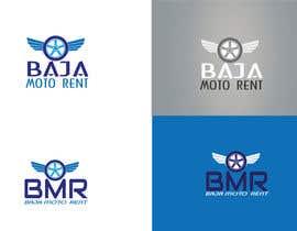 DESIGNERpro11 tarafından Design a logo for a moto rent company için no 37