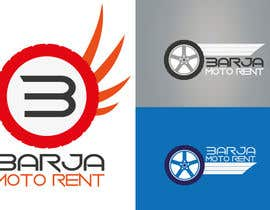 DESIGNERpro11 tarafından Design a logo for a moto rent company için no 40