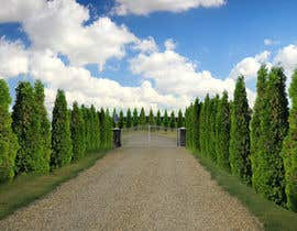#7 for Driveway Gate Design Photoshop by vladimirlysenko
