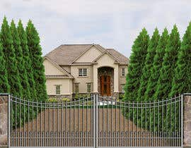 #4 for Driveway Gate Design Photoshop by AndradaDiana