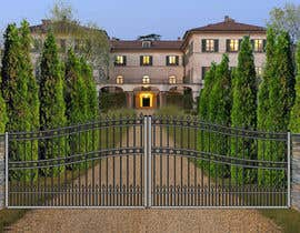 #1 for Driveway Gate Design Photoshop by kellydung1987