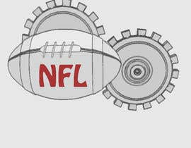 #6 for Logo needed for an American football (NFL) blog by kantonk