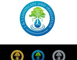 #63 for I need a logo designed for a landscape and irrigation business by atikur2011