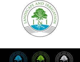 Nro 95 kilpailuun I need a logo designed for a landscape and irrigation business käyttäjältä atikur2011
