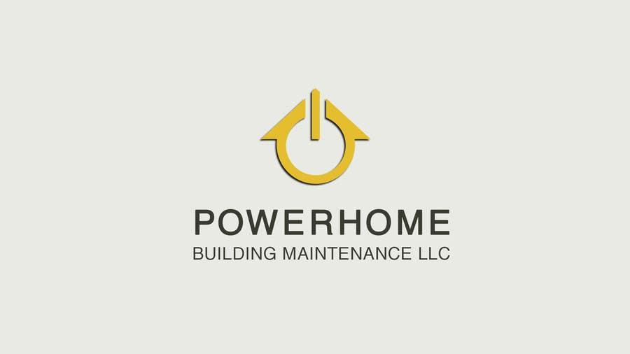 Kilpailutyö #136 kilpailussa Design a Logo for Powerhome