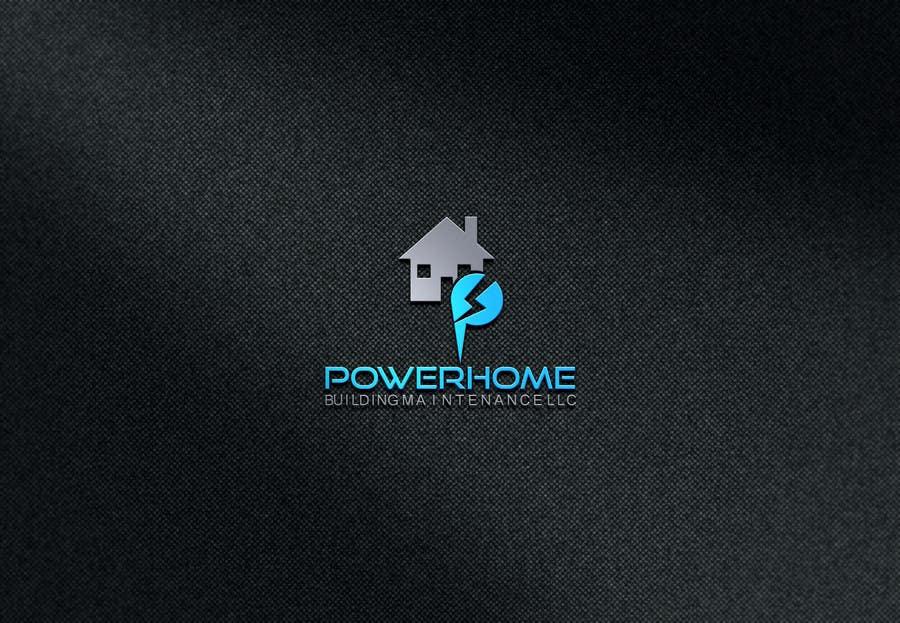 Kilpailutyö #115 kilpailussa Design a Logo for Powerhome