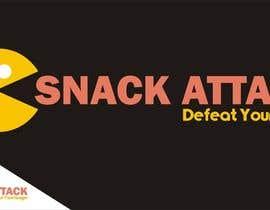 #14 for I need a Snack Kiosk logo designed. -- 1 by umarafzaal40