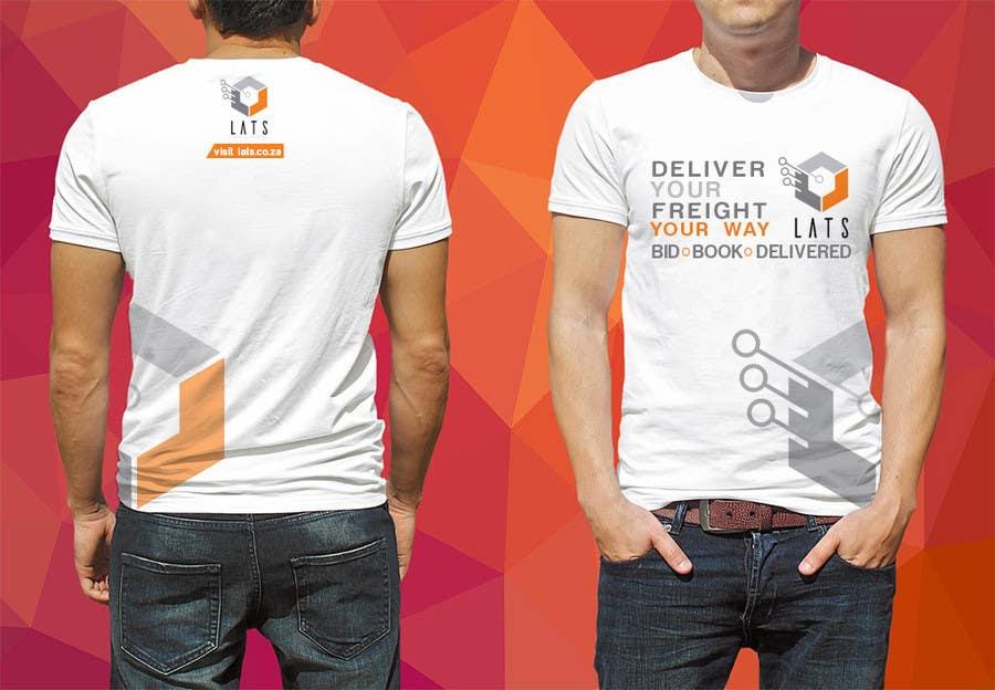 Kilpailutyö #4 kilpailussa Design a T-Shirt for ladies and for golf T for men