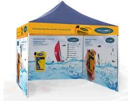 #6 para Design a Custom Printed Marquee for RescueMe Australia por Sahir75