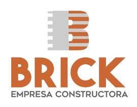 """#124 for Diseño de Logo: """"Brick -  Empresa constructora"""". (Logo Design: Brick - Building Company).- by escarpia"""