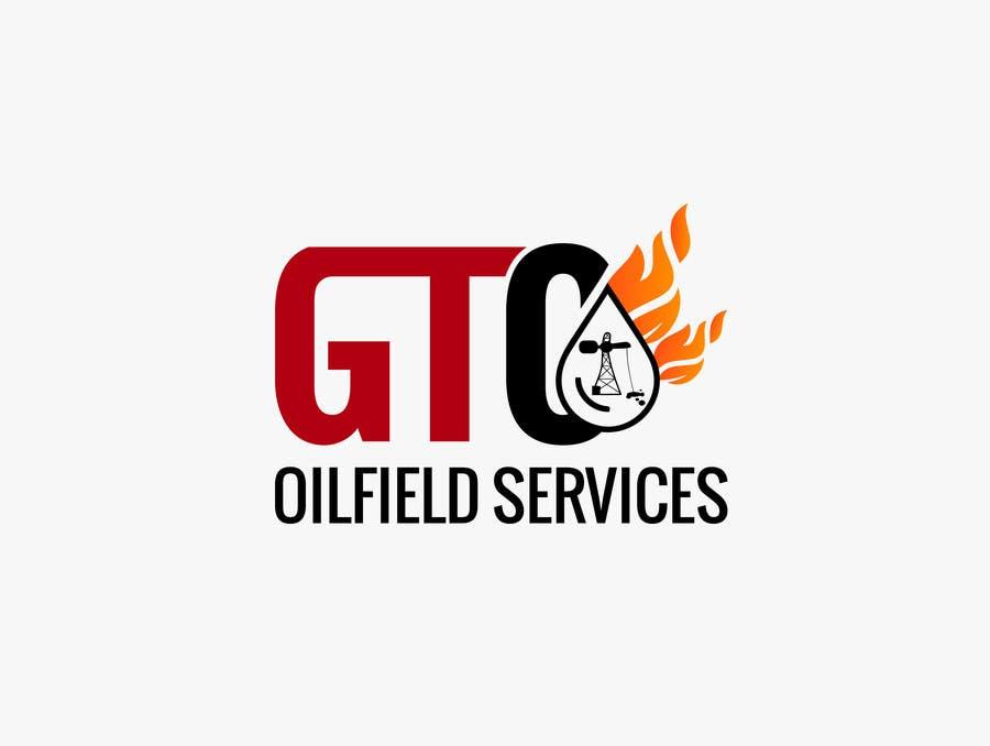 Kilpailutyö #117 kilpailussa Design a Logo for an Oilfield Company