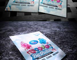 #33 for Design some Stationery for Baby 1st Birthday Invitation af Zeshu2011